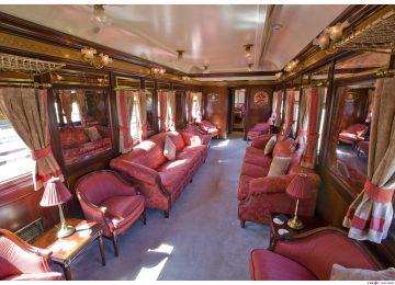 Salonwagon Tren Al Andalus © Renfe