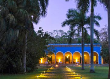 Luxushacienda Yucatan Santa Rosa Mexiko