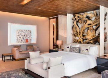 Schlafzimmer Villa Royal©Chablé Resort