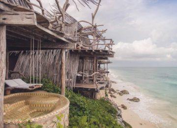 Sea Villa©Azulik Resort, Tulum