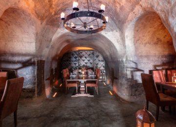 Secret Wine Restaurant©Mystique, A Luxury Collection Hotel