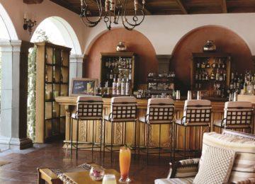 Senzo bar ©Belmond Palacio Nazarenas ,Danielle Hamilton