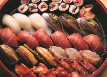 Shushi ©Destination Asia