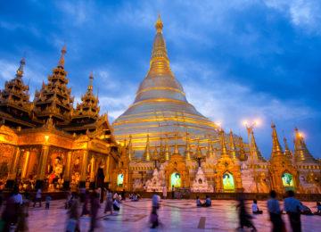 Asien – Myanmar