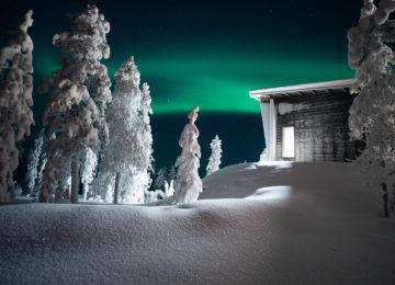 Europa – Finnland im Winter