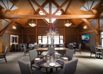 Sleeping Buffalo Restaurant©Buffalo Mountain Lodge