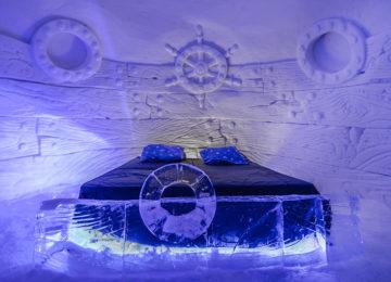 Snowhotel Kirkenes & Gamme Northern Lights Cabins