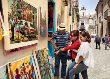 Souvenirkauf in Havanna © Cubanisches FVA Deutschland
