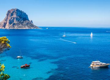 Meer und Klippe©Six Senses Ibiza