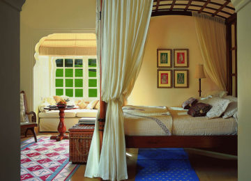 Suite © The Oberoi Rajvilas