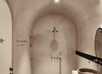 Badezimmer©Istoria Hotel, a Member of Design Hotels, Santorin