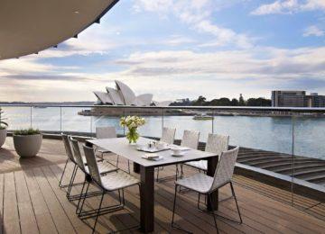 Suite Outdoor Terrace©Park Hyatt Sydney