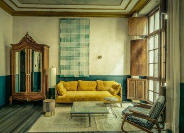 Wohnzimmer Suite©Can Bordoy Grand House & Garden, Mallorca