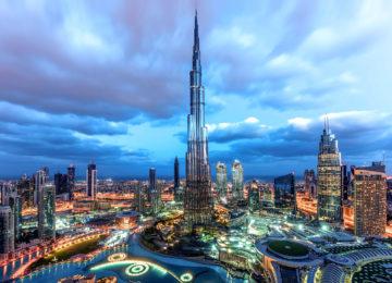 Arabien – Dubai