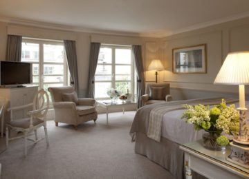 Superior King Room©The Merrion Hotel_Irland