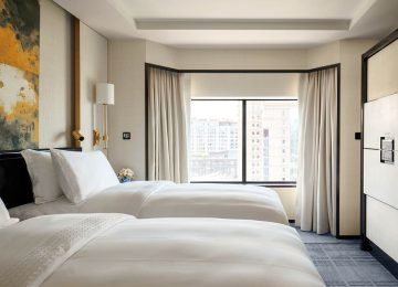 Superior Suite Twin Bed © The Peninsula Beijing