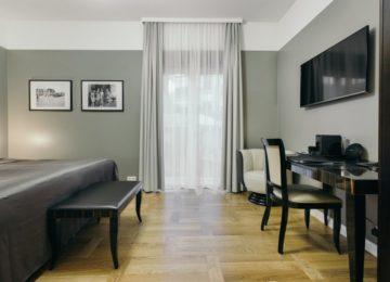 Superior rooms at Hotel Borg