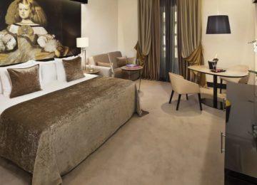 Supreme Room©Hotel Palacio de los Duques Gran Melia