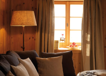 Tearoom©White Deer San Lorenzo Mountain Lodge