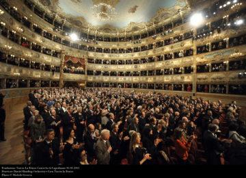 Teatro La Fenice concerto die Capodanno 2011 © Michele Crosera