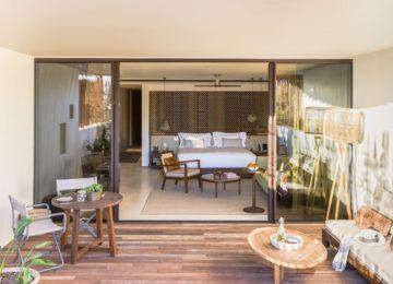 Terrasse Wohnbereich©Six Senses Ibiza