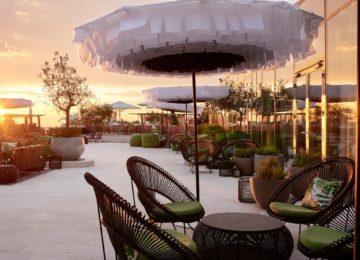 Terrasse der Sotto Voce Bar – Falkensteiner Hotel & Spa Iadera