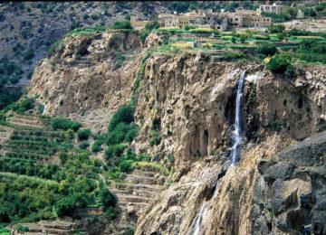 Terrassenplantagen©Ministry_of_Tourism_Sultanat_of_Oman