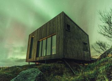 The Arctic Hideaway ©Polarlicht