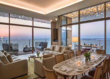 The Bvlgari Resort Dubai _ The Bvlgari Suite – Living Room