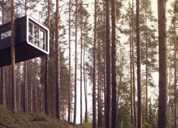 The Cabin©Treehotel Harads