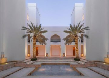 The Chedi Muscat Hotel Oman Select Luxury Travel
