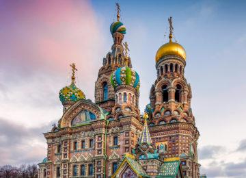 Europa - Sankt Petersburg