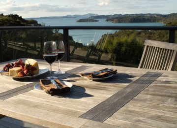 The Deck © Sanctuary Bay of Islands