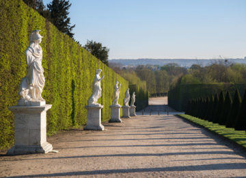 The Garden Palace of Versailles © Chateausversailles