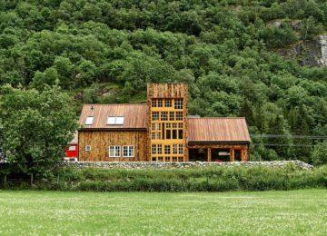 The Goat Barn©Riverside Farm Lodge in Aurlandsdalen Valley_29.2 Aurland