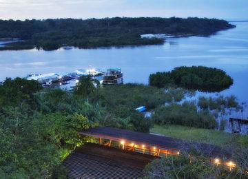 The Hawk's Lookout ©Mirante do Gaviao Amazonas Lodge