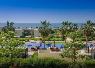 Arabien – Ajman, The Oberoi Beach Resort Al Zorah