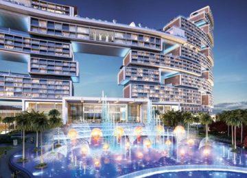 Luxuriöses neues Hotel ©The Royal Atlantis Resort & Residences Dubai