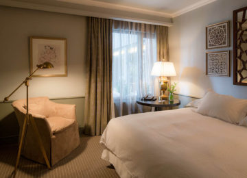 The Singular Hotel Santiago The Singular King Room © Opal Collection Chile