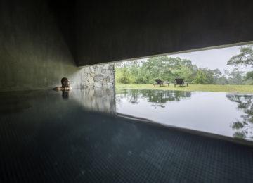 Thermal Pool Santani Wellness Resort & Spa©Sri Lanka