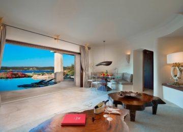 Villa mit drei Schlafzimmern Shardana©Hotel Pitrizza