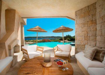 Villa Shardana mit drei Schlafzimmern©Hotel Pitrizza