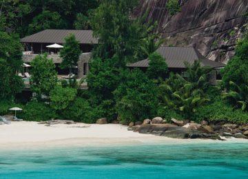 Three bedroom beach Suite Four Seasons Mahe