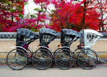 Tokio Rikschas © Destination Asia