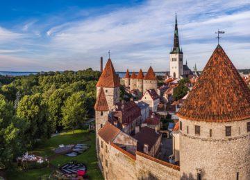 Europa – Estland, Tallinn