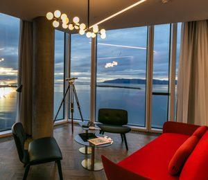 Tower Suites View © Sandhotel