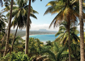 Traumblick El Yunque in Baracoa © Cubanisches FVA Deutschland