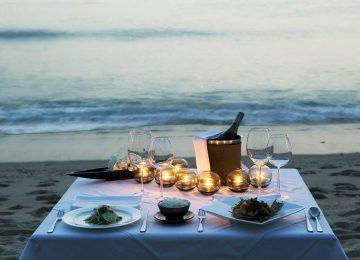 Trisara – Dining – Beachfront Dining (1)
