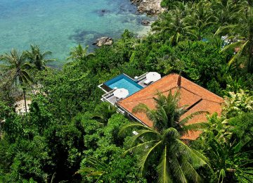 Trisara – Ocean Front Pool Villa