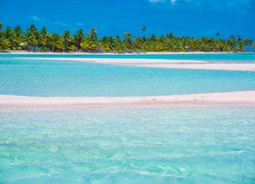 Tuamotu Islands Tikehau© Lei Tao